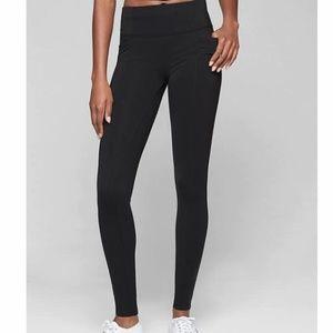 76e07f126a5 Women s Athleta Black Yoga Pants Xs on Poshmark